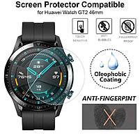 Huawei Watch GT, Active Закаленное стекло для часов, диаметр - 35,5 мм., фото 4