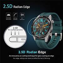 Huawei Watch GT, Active Закаленное стекло для часов, диаметр - 35,5 мм., фото 9