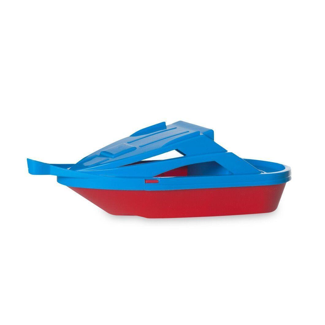 """Пластикова іграшка """"Катер"""" синій 39350"""