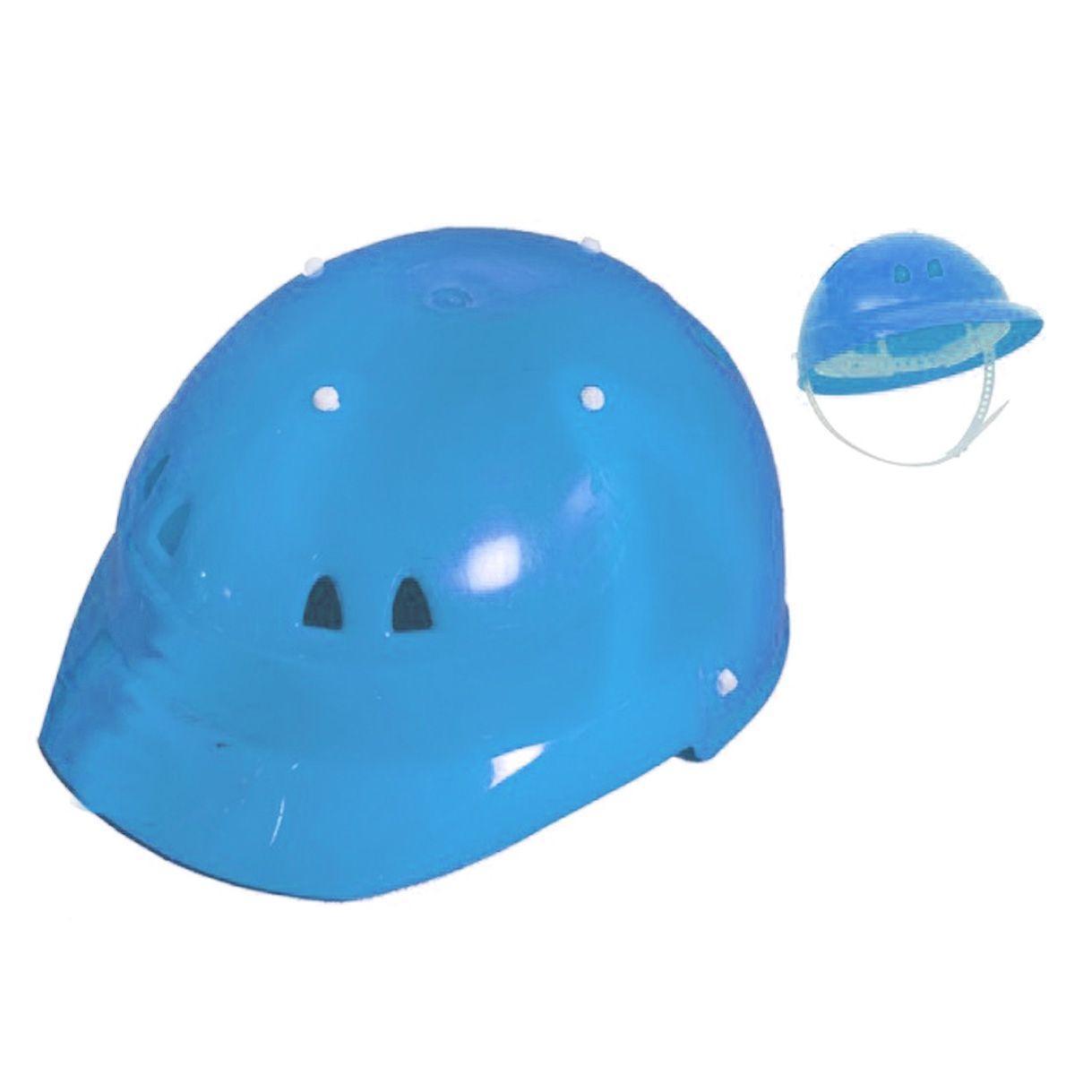 Каска Слесарь, голубой KW-31-020
