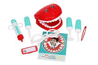 "Набор стоматолога ""Dentist"", 9 деталей 6641"