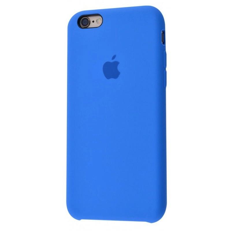 Чохол Silicone Case (Premium) для iPhone 6 / 6s Royal Blue