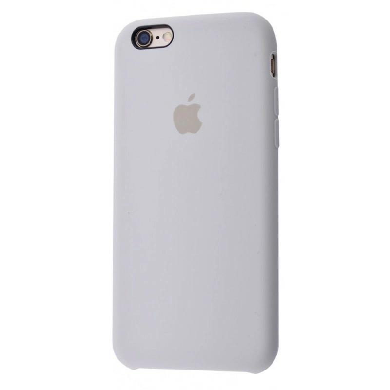 Чохол Silicone Case (Premium) для iPhone 6 / 6s Stone