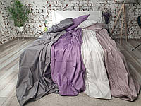 Евро комплекты постельного белья премиум качества, турецкий сатин, страйп сатин