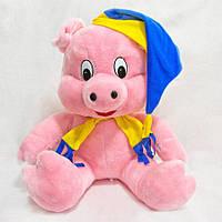 Мягкая игрушка Zolushka Поросенок Фунтик средний 55см (160)
