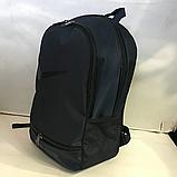 Спортивные текстильные рюкзаки NIKE (СИНИЙ)30х43см, фото 4