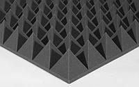 Акустическая панель Пирамида XL 100мм 1х1м, фото 1