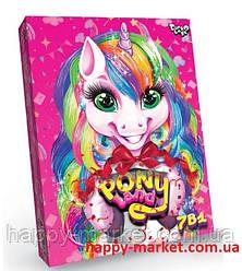 Набор игрушек и аксессуаров Pony Land 7в1 PL-01-01