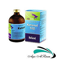 Кетозол-100, 100 мл, Интерхими (Нидерланды)
