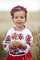 Вышиванки для девочек - повседневная или праздничная одежда?