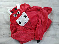 Пижама кигуруми Бычок