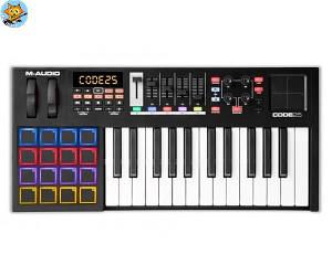 Midi-клавиатура M-Audio Code 25 BLK