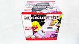 Аппарат для приготовления сладкой сахарной ваты Cotton Candy Maker Большой, фото 9