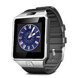 Умные часы наручные смарт smart DZ09-2, фото 3