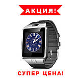 Умные часы наручные смарт smart DZ09-2, фото 4