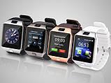 Умные часы наручные смарт smart DZ09-2, фото 6