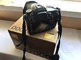 Дзеркальний напівпрофесійний фотоапарат камера Nikon D7000 боді в відмінно стані + бонуси, фото 2