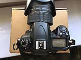 Дзеркальний напівпрофесійний фотоапарат камера Nikon D7000 боді в відмінно стані + бонуси, фото 4
