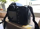Дзеркальний напівпрофесійний фотоапарат камера Nikon D7000 боді в відмінно стані + бонуси, фото 3