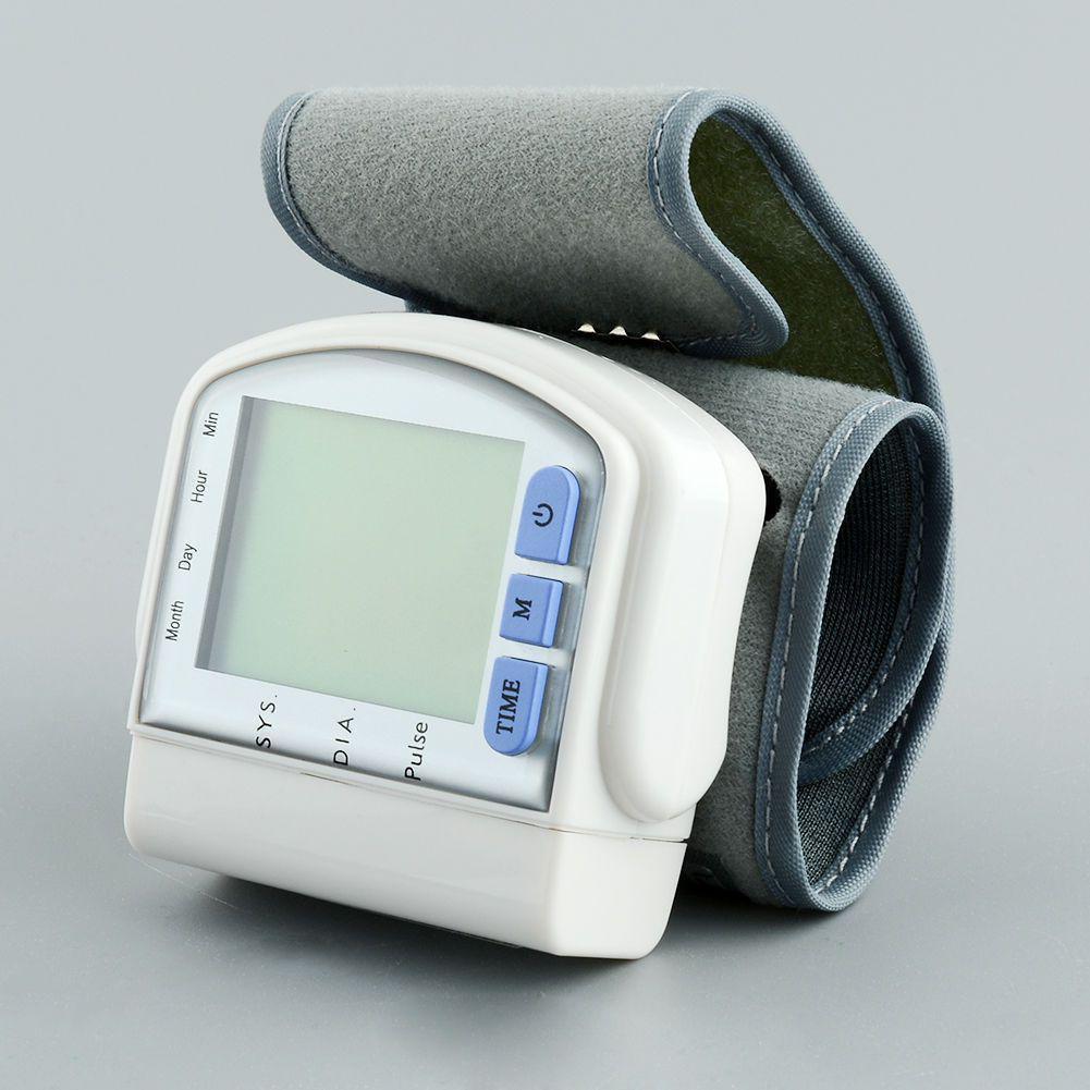 Автоматический бытовой тонометр на запястье ck-102s, Тонометр-автомат (полуавтомат) плечо