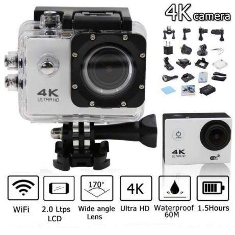 DVR Sport Экшн камера спорт F60R WI-FI  с пультом. Видеорегистратор
