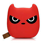 Power Bank ANAN Злой бэтмен 12000 mAh Красный. Внешний аккумулятор Bank Totoro Littl, фото 4