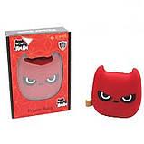 Power Bank ANAN Злой бэтмен 12000 mAh Красный. Внешний аккумулятор Bank Totoro Littl, фото 8