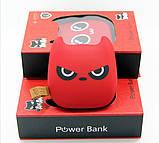 Power Bank ANAN Злой бэтмен 12000 mAh Красный. Внешний аккумулятор Bank Totoro Littl, фото 10