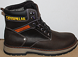 Ботинки зимние мужские кожаные от производителя модель ВР711-1, фото 3