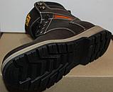 Ботинки зимние мужские кожаные от производителя модель ВР711-1, фото 5