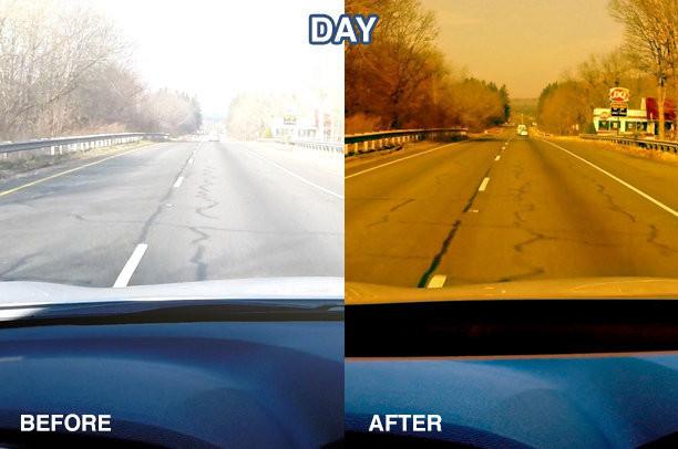 Солнцезащитный Козырек HD Vision Visor
