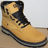 Ботинки зимние мужские кожаные от производителя модель ВР711-1, фото 6