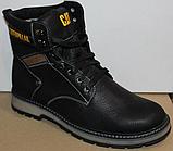 Ботинки зимние мужские кожаные от производителя модель ВР711-1, фото 7