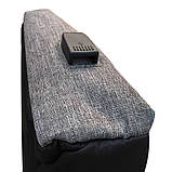Сумка антивор в стиле Bobby mini. Рюкзак-антивор с USB портом Bobby Backpack, фото 7
