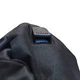 Сумка антивор в стиле Bobby mini. Рюкзак-антивор с USB портом Bobby Backpack, фото 10