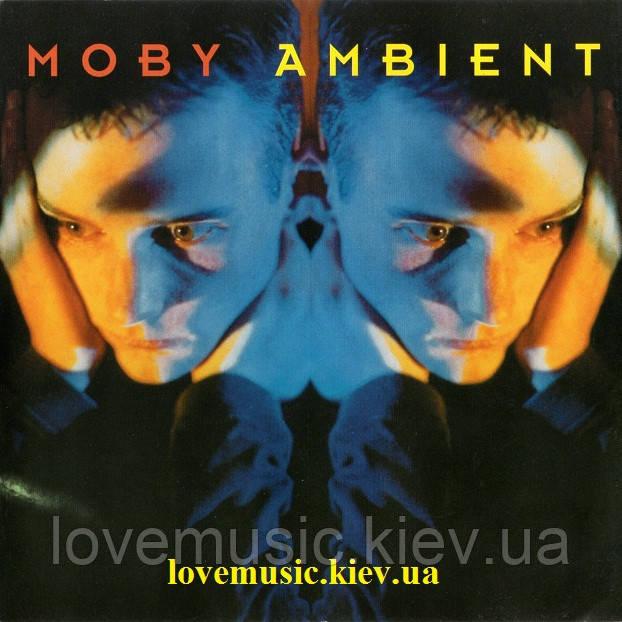 Музичний сд диск MOBY Ambient (1993) (audio cd)