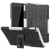Чехол Armor Case для Apple iPad 5 2017 / iPad 6 2018 White