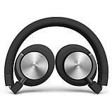 Бюджетные беспроводные Bluetooth наушники гарнитура Gorsun GS-E2 для мобильных телефонов с кейсом, фото 3