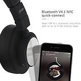 Бюджетные беспроводные Bluetooth наушники гарнитура Gorsun GS-E2 для мобильных телефонов с кейсом, фото 6