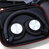 Бюджетные беспроводные Bluetooth наушники гарнитура Gorsun GS-E2 для мобильных телефонов с кейсом, фото 7