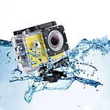 Экшн камера WiFi SJ7000R + Пульт, фото 7