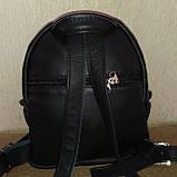 Рюкзак шкіряний, фото 2