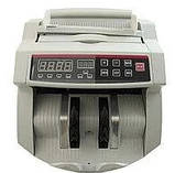 Денежно-счетная машинка сортировщик для счета денег bill counter 2018 с детектором валют и выносным дисплеем, фото 2