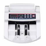 Денежно-счетная машинка сортировщик для счета денег bill counter 2018 с детектором валют и выносным дисплеем, фото 3