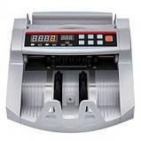 Денежно-счетная машинка сортировщик для счета денег bill counter 2018 с детектором валют и выносным дисплеем, фото 7