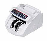 Денежно-счетная машинка сортировщик для счета денег bill counter 2018 с детектором валют и выносным дисплеем, фото 8