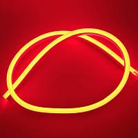 """Светодиодный неон PROLUM Silicone 2835\120 8x16 IP68 12V SERIES """"SF"""" PRO Красный"""