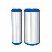 Картридж трехслойный для холодной воды Aquafilter FCCBKDF-2 10 дюймов Big Blue (Аквафильтр)
