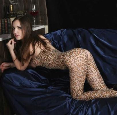 Сексуальна боді сітка леопардовий бодистокинг боді комбінезон сітка сексуальне білизна