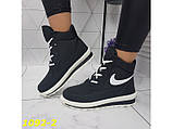 Дутики ботинки зимние очень теплые 37 р. (1092-2), фото 8